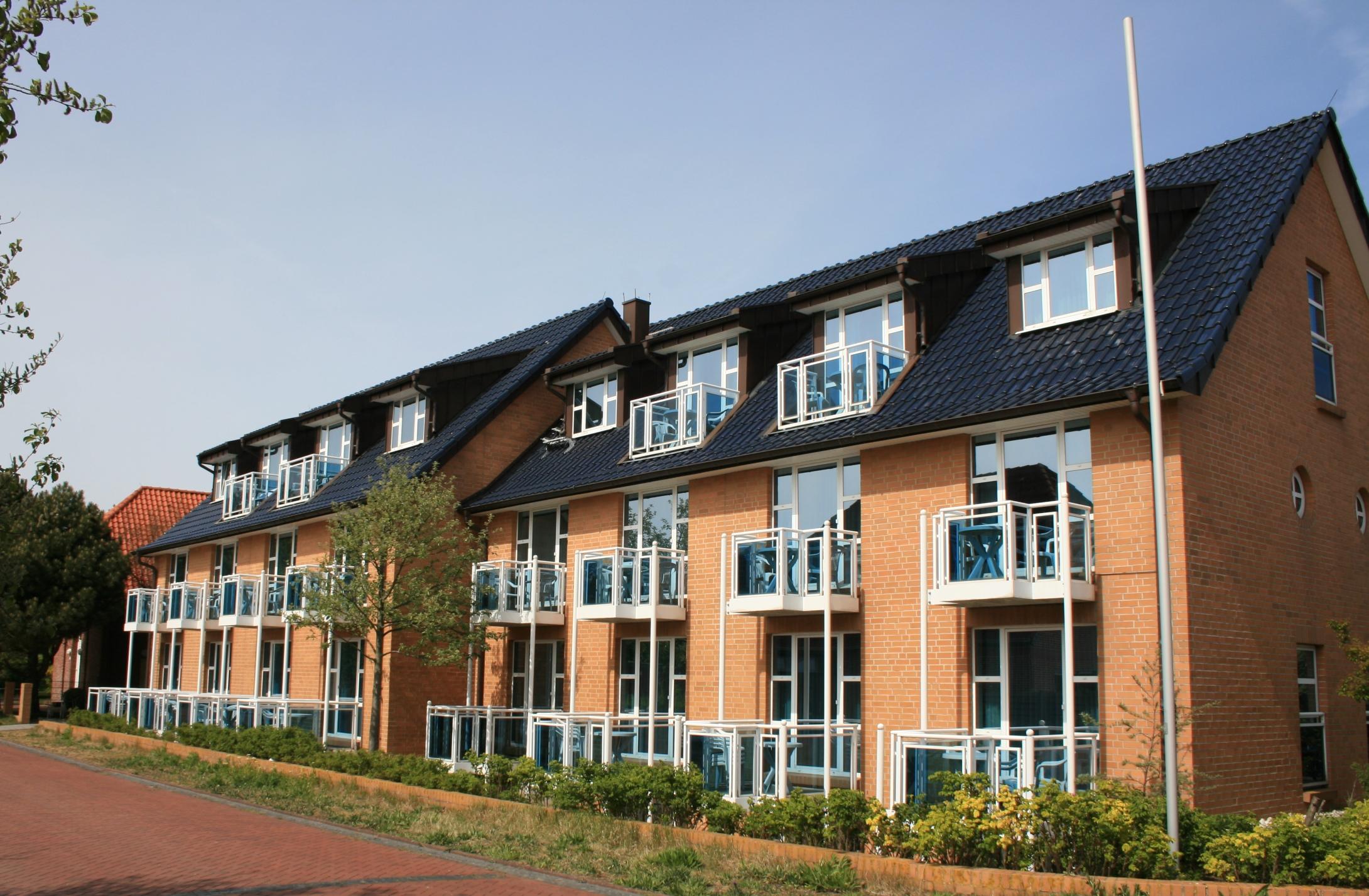 Residenz Südwesthörn Norderney Ferienwohnung Typ A 62qm 2 Schlafzimmer max 5 Personen