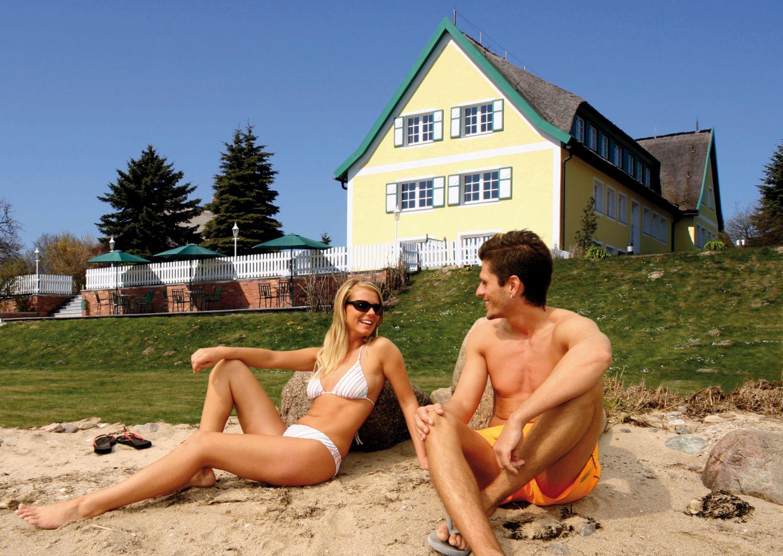 Ferienwohnung Ferienanlage Alt Reddevitz, (Alt Reddevitz). Ferienwohnung Neukölln, 35 qm, 1 Schlafzimmer (1029663), Alt Reddevitz, Rügen, Mecklenburg-Vorpommern, Deutschland, Bild 1