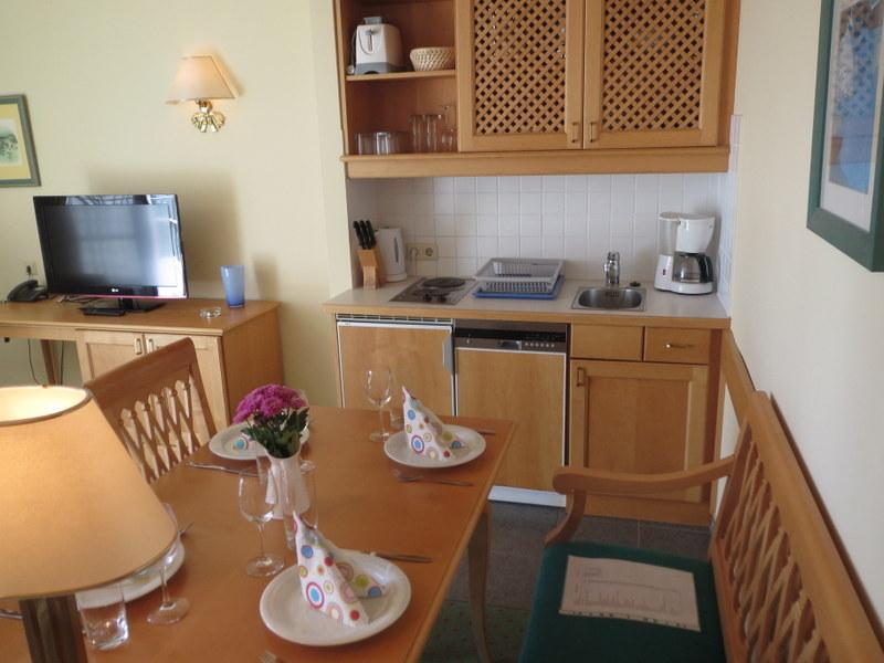 Holiday apartment Ferienanlage Alt Reddevitz, (Alt Reddevitz). Ferienwohnung Pankow, 50 qm, 1 Schlafzimmer,  (1029650), Alt Reddevitz, Rügen, Mecklenburg-Western Pomerania, Germany, picture 22