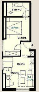 Ferienwohnung Ferienanlage Alt Reddevitz, (Alt Reddevitz). Ferienwohnung Neukölln, 35 qm, 1 Schlafzimmer (1029663), Alt Reddevitz, Rügen, Mecklenburg-Vorpommern, Deutschland, Bild 21
