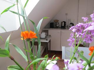 ein kleiner Blick in die Küche