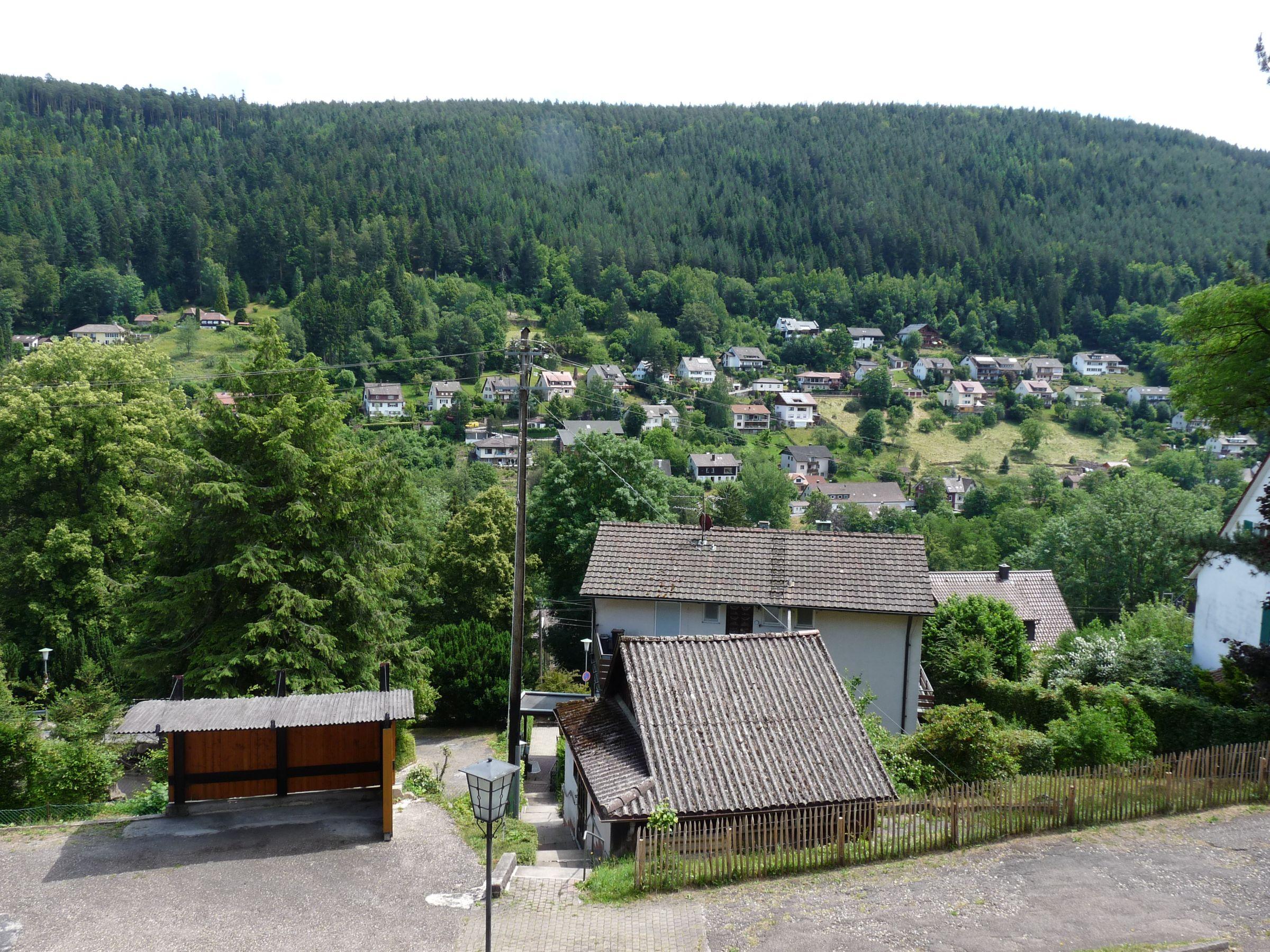 Ferienwohnung Haus Nils, (Bad Wildbad). Ferienwohnung, 55qm, 2 Schlafzimmer, max. 4 Personen (1029681), Bad Wildbad, Schwarzwald, Baden-Württemberg, Deutschland, Bild 3