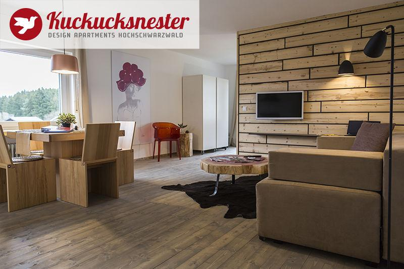 luxus design ferienwohnungen im schwarzwald buchen. Black Bedroom Furniture Sets. Home Design Ideas