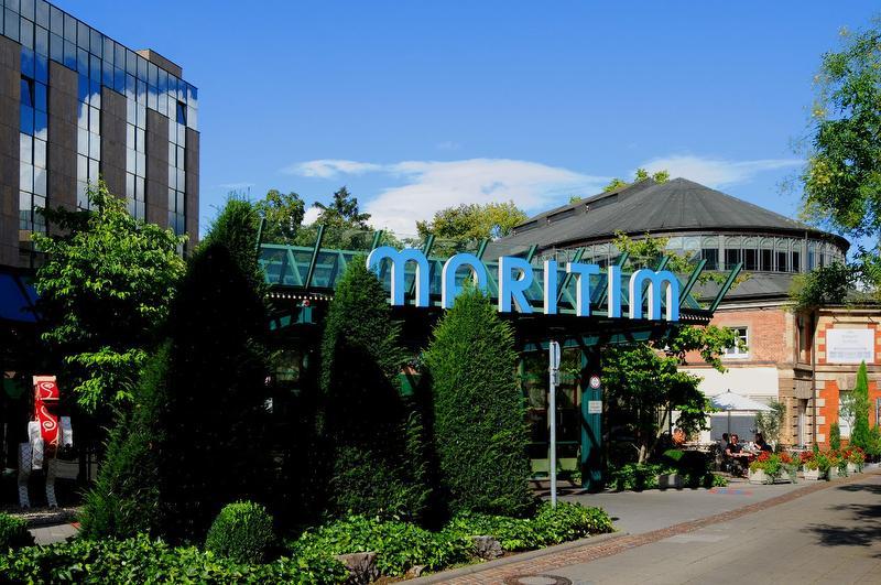 Aussenansicht / Urheber: Maritim Hotelgesellschaft mbH / Rechteinhaber: © Maritim Hotelgesellschaft mbH