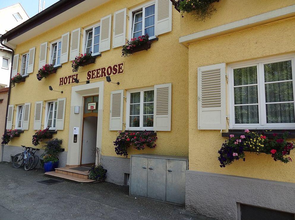 Hotel Seerose Lindau, (Lindau am Bodensee). Doppel Ferienwohnung am Bodensee