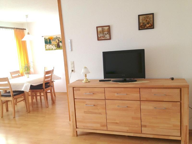 Wohnzimmer Essecke TV
