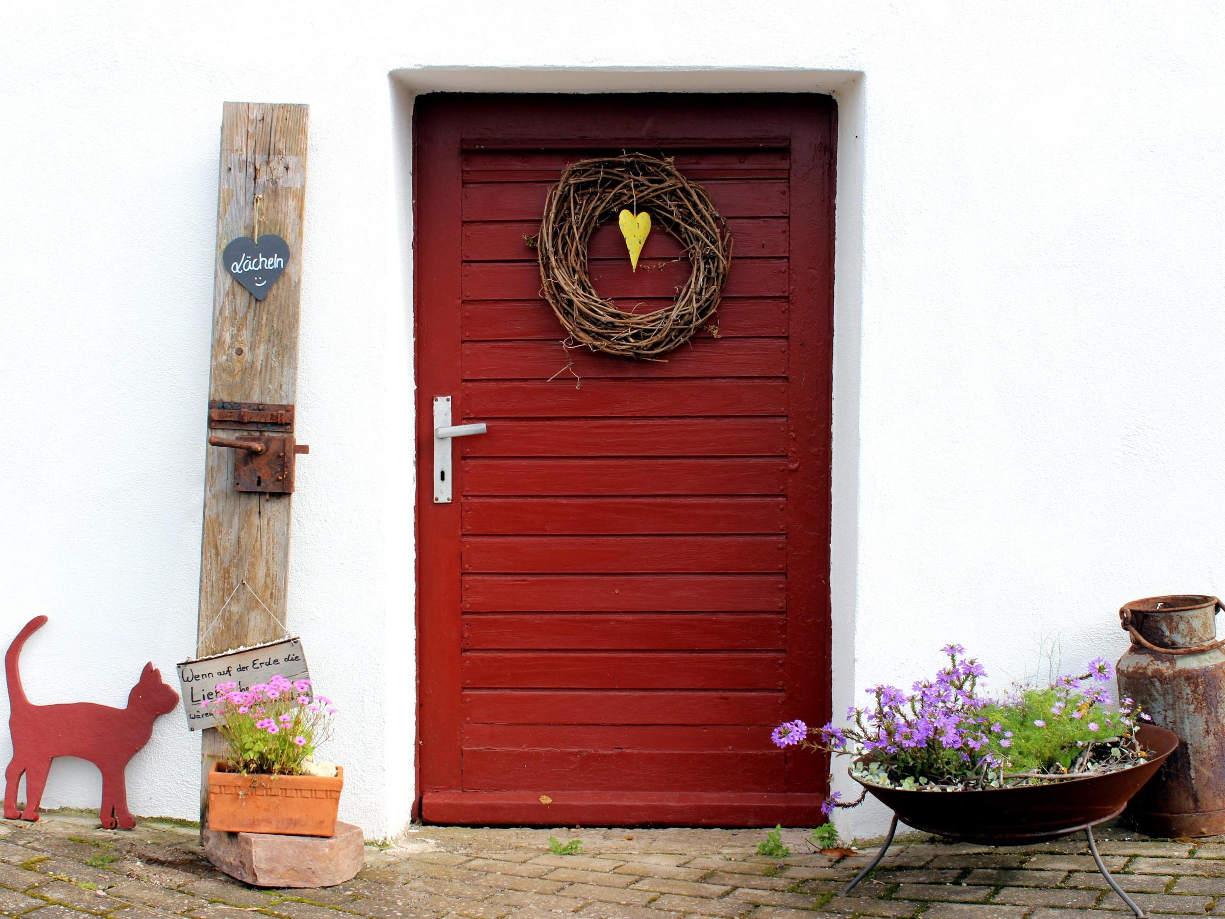Augenstein\'s Burgzimmer, (Seelbach). Ferienwohnung 88qm, 1 ...