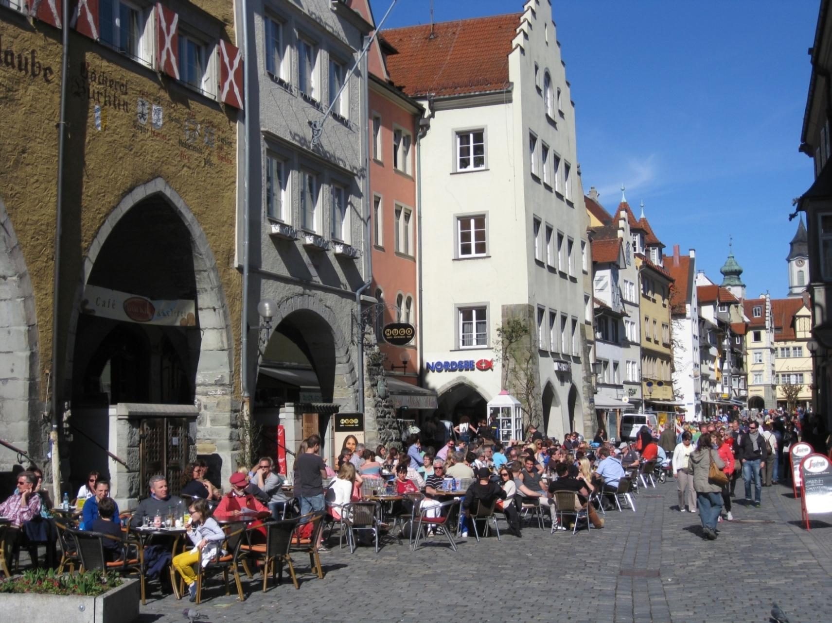 Ferienwohnung Damkröger, (Lindau am Bodensee). Ferienwohnung, 56 qm, 1 Wohn/Schlafraum, max. 4 Personen (1492589), Lindau, Bodensee (D), Baden-Württemberg, Deutschland, Bild 4