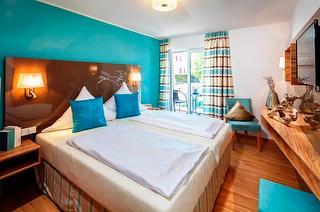 Komfort- Doppelzimmer 22 qm