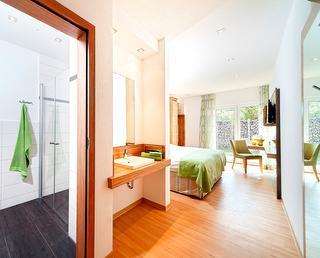 Komfort- Doppelzimmer 22qm