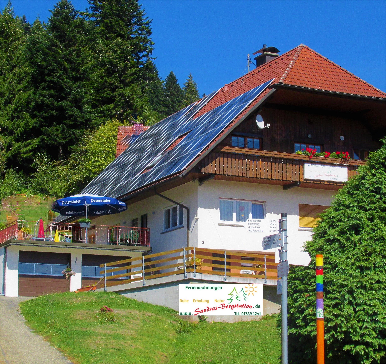 Sandras Bergstation, (Bad Rippoldsau-Schapbach). F Ferienwohnung  Schwarzwald