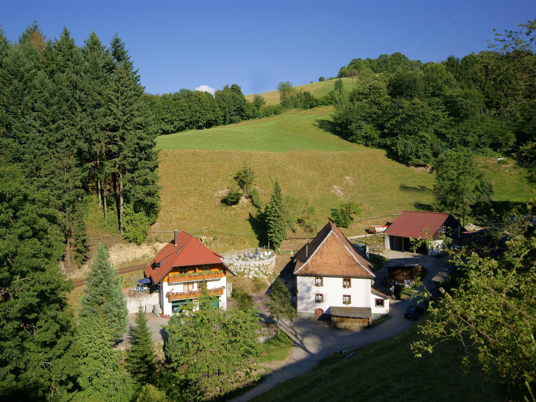 Ferienwohnung Steinmühle, (Horben). Ferienwohnung Frauenmantel, 50qm, 1 Schlafzimmer, 1 Wohn-/Schlafzimm (1653768), Horben, Schwarzwald, Baden-Württemberg, Deutschland, Bild 1