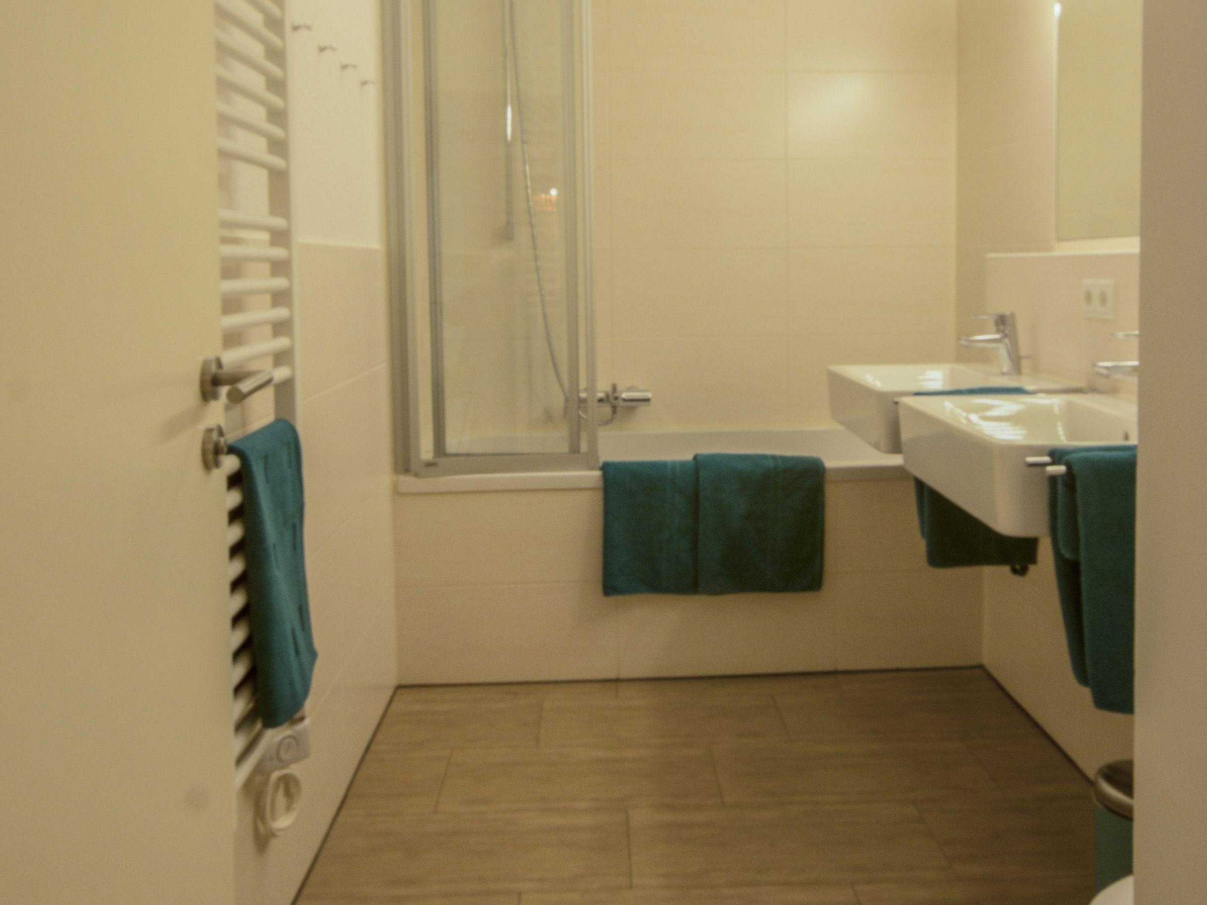 ferienwohnungen spiegel cramergasse, (lindau am bodensee, Badezimmer ideen