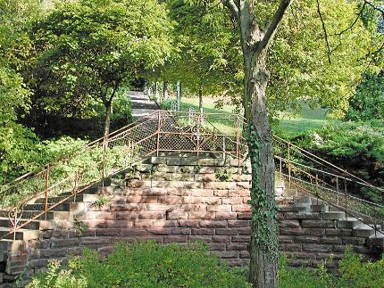 Stuttgarter Stäffelestour - Trepp auf Trepp ab im Osten