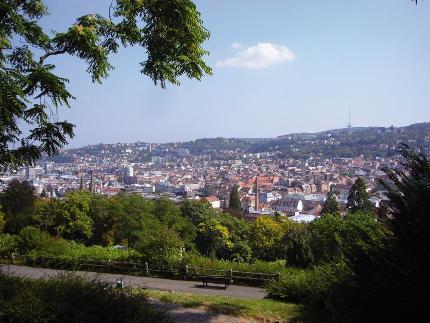 Stuttgarter Stäffelestour - Trepp auf Trepp ab im Westen