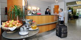 Reception / Author: Hotel Unger / Copyright holder: © Hotel Unger