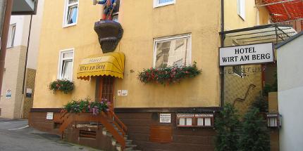 Hotel Wirt am Berg