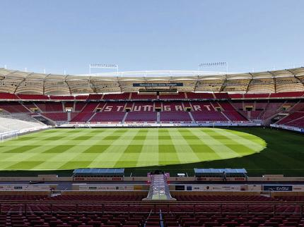 FAN TOUR durch die Mercedes Benz Arena