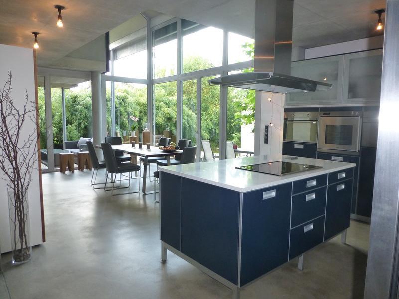 Haus Waibelgarten > offenes wohnzimmer freiburg
