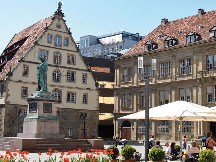 Fürstlicher Rundgang - Historisches Stuttgart