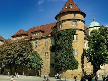 Die Glorreichen Sieben - Stuttgarts älteste Gebäude