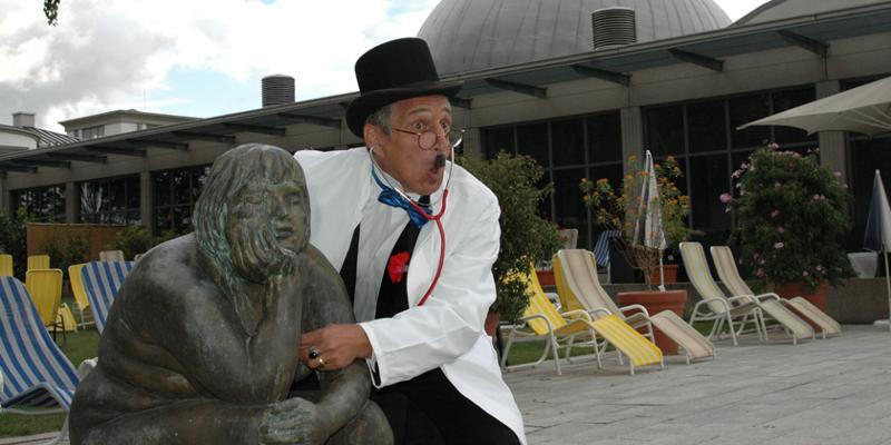 Erlebnisführung: Der Charmeur von Bad Krozingen