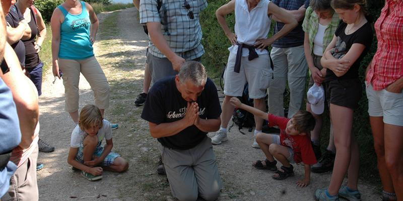 Mord auf der Halde - Krimiwanderung auf dem Schauinsland