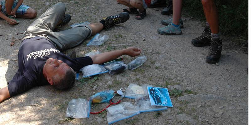 Mord im Kaiserstuhl - Krimiwanderung im Liliental