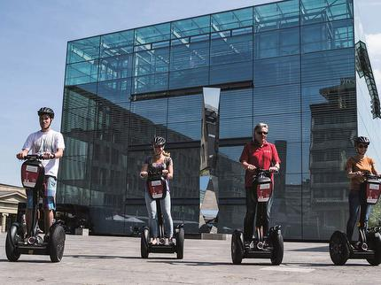 SEGWAY TOUR OF THE CITY CENTER - The discovery tour with a difference
