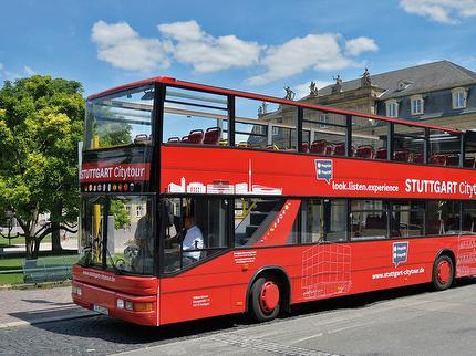 STUTTGART CITYTOUR - OPEN-TOP CITY BUS TOURS