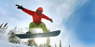 Snowboardkurs am Feldberg / Urheber: Black Forest Magic / Rechteinhaber: © Black Forest Magic