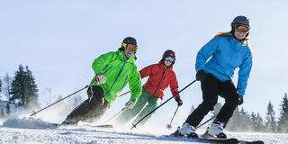 Ski Kurs am Feldberg / Urheber: Black Forest Magic / Rechteinhaber: © Black Forest Magic