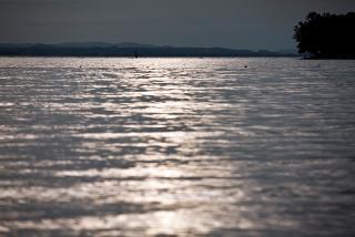 Bodensee bei Abendstimmung