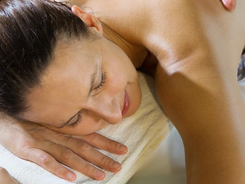 Aromatherapy energy massage - 60 min.