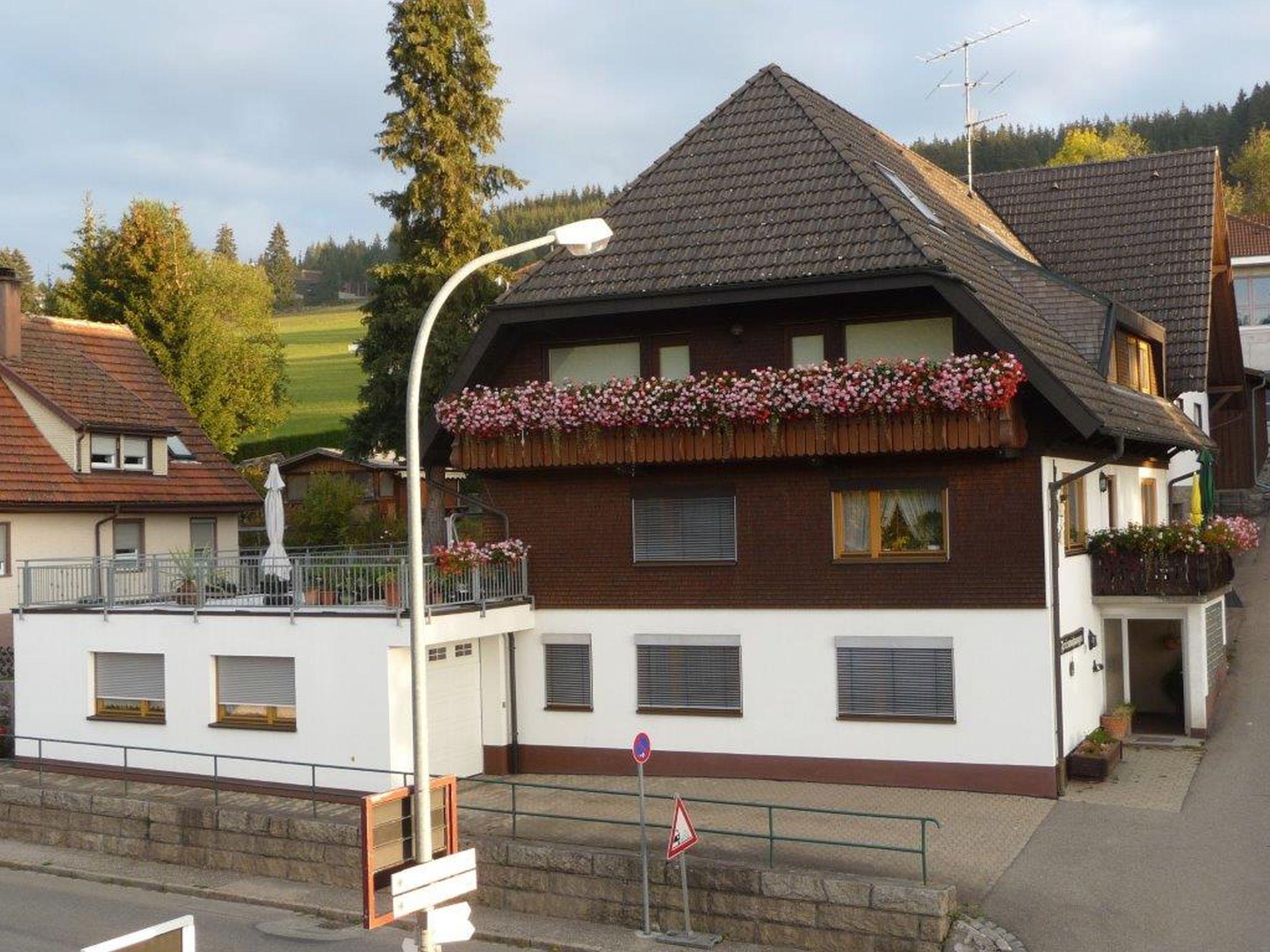 Holiday apartment Beyermann, (Schonach). Ferienwohnung 1, 70qm, 2 Wohn-/Schlafräume, max. 5 Personen (1764474), Schonach, Black Forest, Baden-Württemberg, Germany, picture 1
