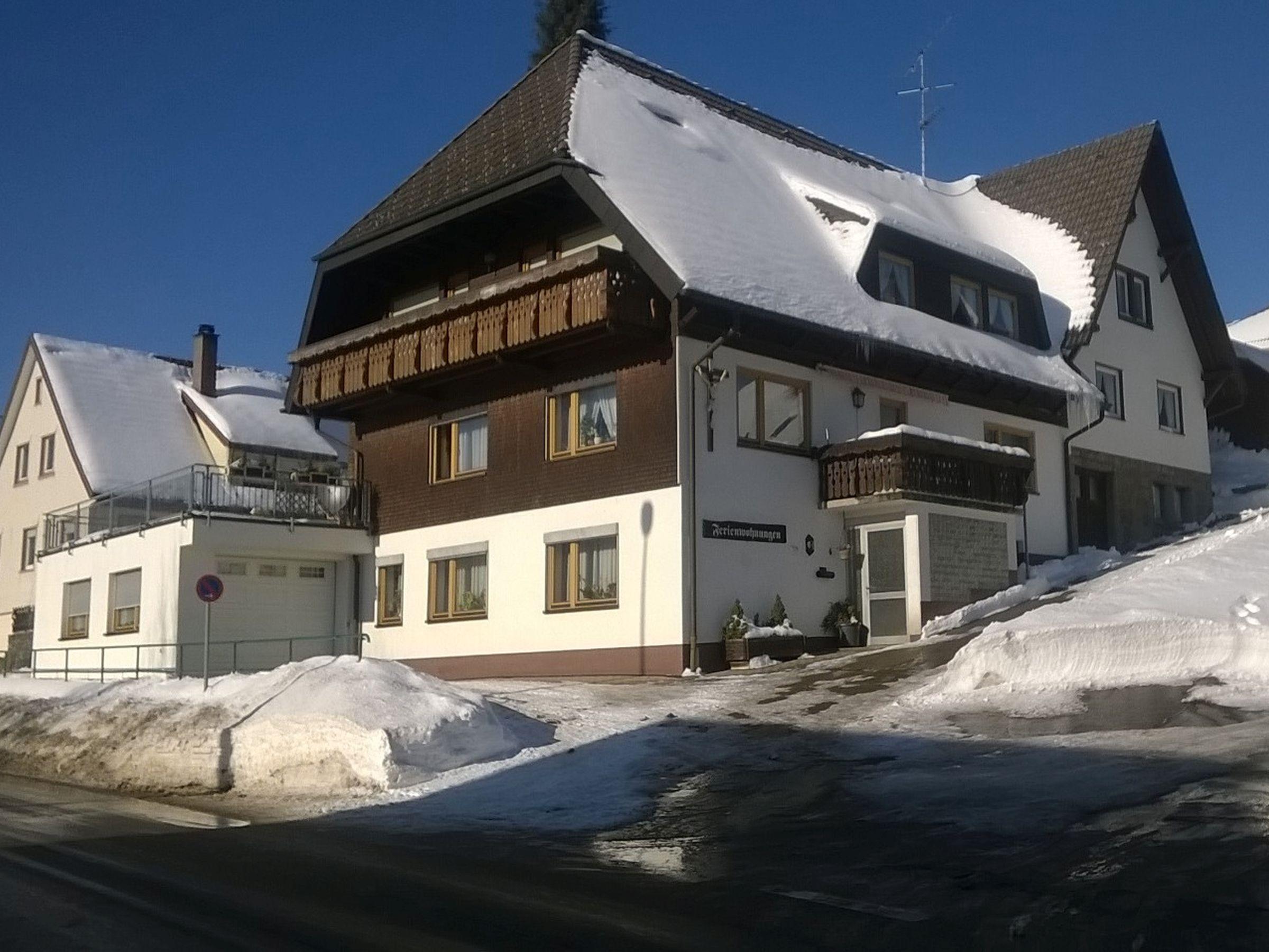 Holiday apartment Beyermann, (Schonach). Ferienwohnung 1, 70qm, 2 Wohn-/Schlafräume, max. 5 Personen (1764474), Schonach, Black Forest, Baden-Württemberg, Germany, picture 2
