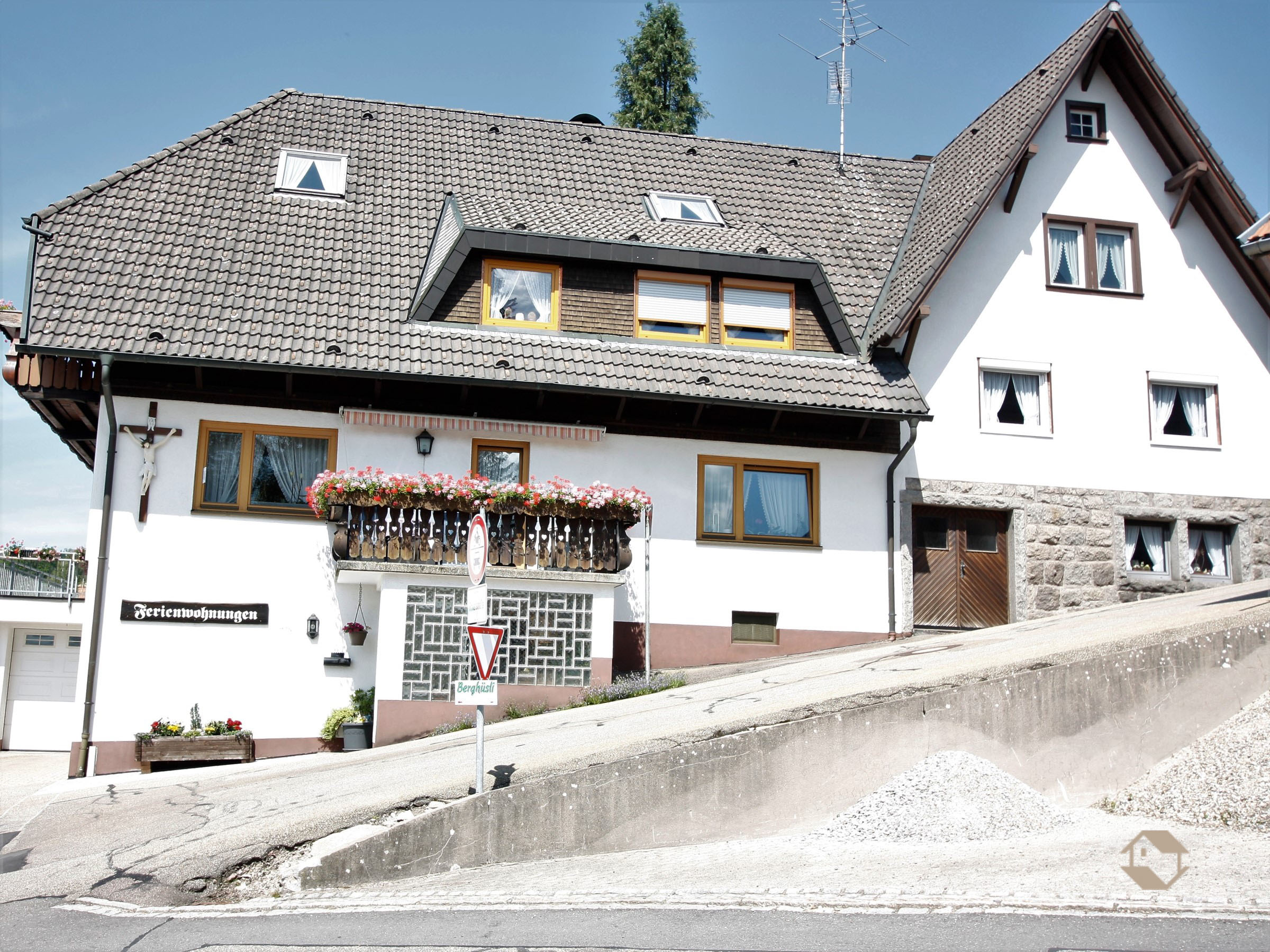 Holiday apartment Beyermann, (Schonach). Ferienwohnung 1, 70qm, 2 Wohn-/Schlafräume, max. 5 Personen (1764474), Schonach, Black Forest, Baden-Württemberg, Germany, picture 3