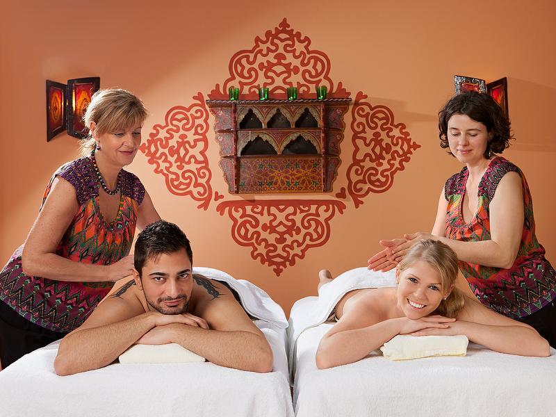 Marokkanisches Bad - Wohlfühl-Erlebnis aus 1001 Nacht