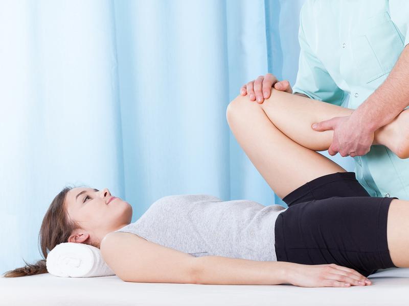Krankengymnastik / Physiotherapie