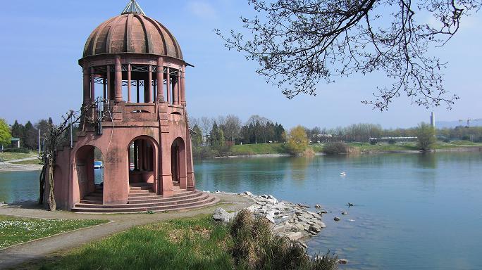 Ferienwohnung Seepark Freiburg, (Freiburg). 2, rot mit 23qm, 1-2 Personen (1764478), Freiburg, Schwarzwald, Baden-Württemberg, Deutschland, Bild 1