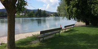Rheinradweg Konstanz - Freiburg / Urheber: Original Landreisen AG / Rechteinhaber: © Original Landreisen AG