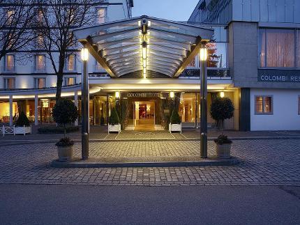 colombi hotel freiburg tourismus. Black Bedroom Furniture Sets. Home Design Ideas