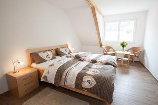 Gästezimmer Hörnlebergblick