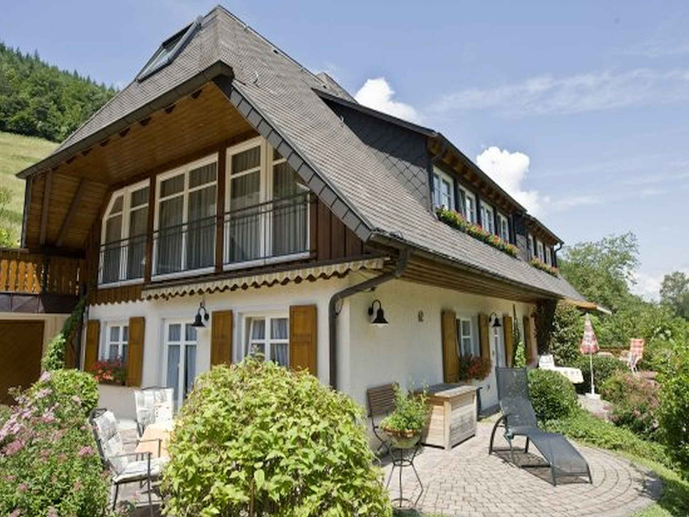 Andrea's Ferienwohnungen, (Freiburg). Ferienh Ferienwohnung  Schwarzwald