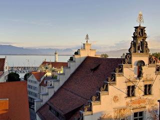 Dächer von Lindau