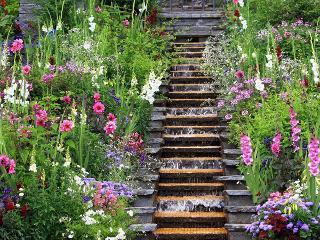 Spanische Treppe - Insel Mainau