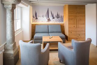 Wohnzimmer Suite Bodensee
