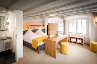 Schlafzimmer Suite Bodensee