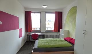 Doppelzimmer mit französischem Bett