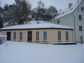 Ferienwohnung Gäste-Lounge im Ferienhaus Engelsdorf